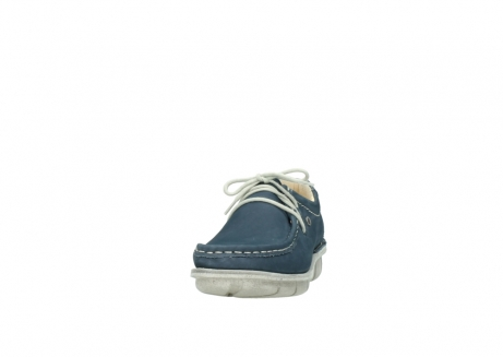 wolky lace up shoes 01625 dutch 10870 blue nubuck_20