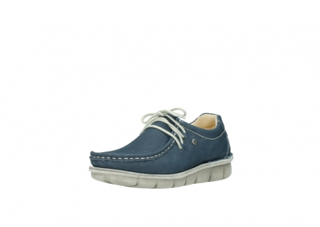 wolky lace up shoes 01625 dutch 10870 blue nubuck_22