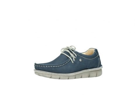 wolky lace up shoes 01625 dutch 10870 blue nubuck_23