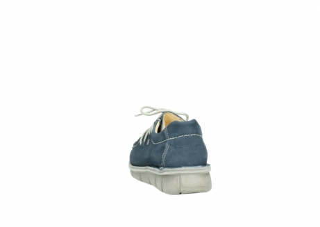 wolky lace up shoes 01625 dutch 10870 blue nubuck_6