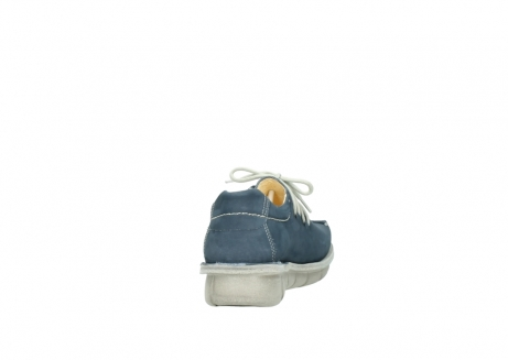 wolky lace up shoes 01625 dutch 10870 blue nubuck_8