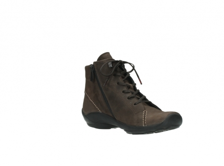 wolky lace up shoes 01685 naomi 50300 brown oiled leather_16