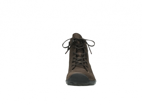 wolky lace up shoes 01685 naomi 50300 brown oiled leather_19