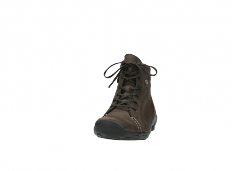 wolky lace up shoes 01685 naomi 50300 brown oiled leather_20