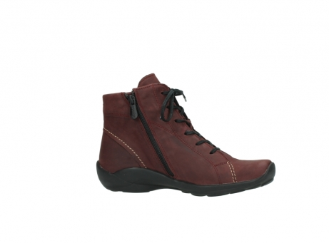 wolky chaussures a lacets 01685 naomi 50510 cuir bordeaux_14