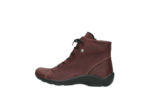 wolky chaussures a lacets 01685 naomi 50510 cuir bordeaux_2