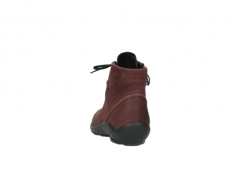 wolky chaussures a lacets 01685 naomi 50510 cuir bordeaux_6