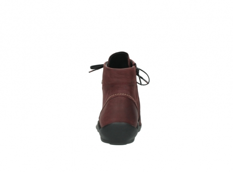 wolky chaussures a lacets 01685 naomi 50510 cuir bordeaux_7
