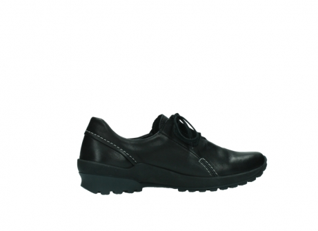 wolky lace up shoes 01739 yellowstone 20000 black leather_12