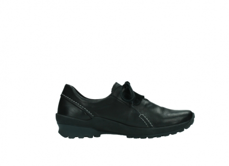 wolky lace up shoes 01739 yellowstone 20000 black leather_13