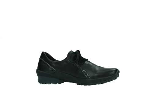 wolky lace up shoes 01739 yellowstone 20000 black leather_14