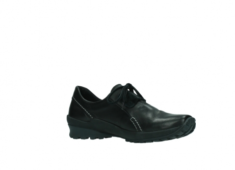wolky lace up shoes 01739 yellowstone 20000 black leather_15