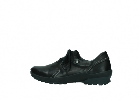 wolky lace up shoes 01739 yellowstone 20000 black leather_2