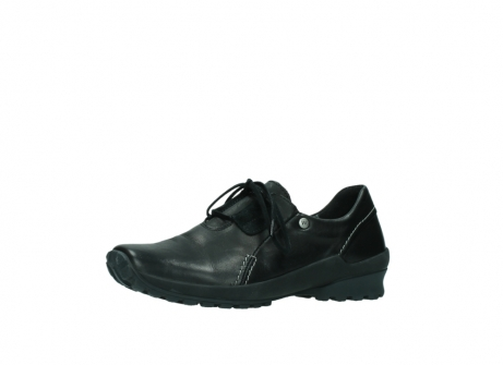 wolky lace up shoes 01739 yellowstone 20000 black leather_23