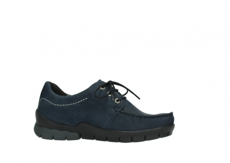 wolky chaussures a lacets 01750 natalia 11802 nubuck bleu_14