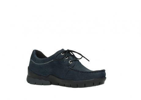 wolky lace up shoes 01750 natalia 11802 blue oiled nubuck_15