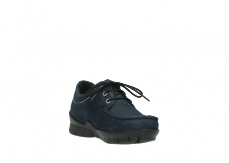wolky lace up shoes 01750 natalia 11802 blue oiled nubuck_17