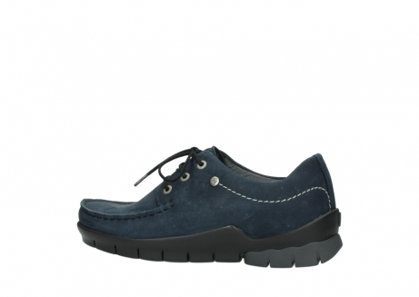 wolky chaussures a lacets 01750 natalia 11802 nubuck bleu_2