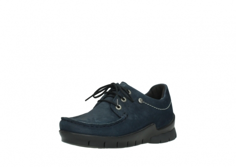 wolky chaussures a lacets 01750 natalia 11802 nubuck bleu_22