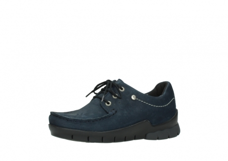 wolky lace up shoes 01750 natalia 11802 blue oiled nubuck_23