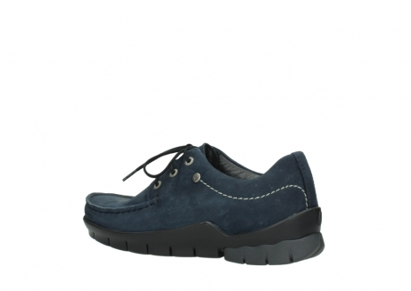 wolky lace up shoes 01750 natalia 11802 blue oiled nubuck_3