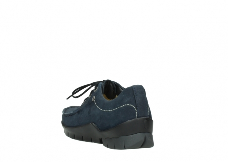wolky chaussures a lacets 01750 natalia 11802 nubuck bleu_5
