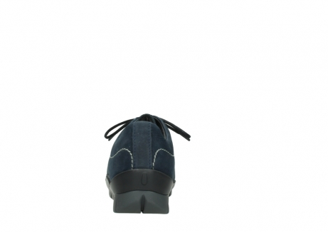 wolky lace up shoes 01750 natalia 11802 blue oiled nubuck_7