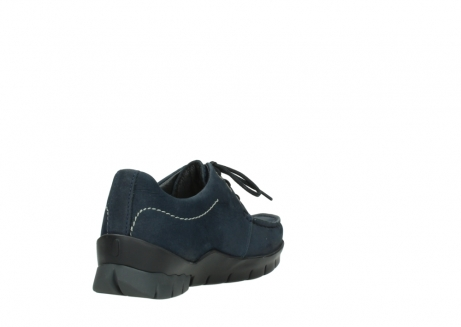 wolky chaussures a lacets 01750 natalia 11802 nubuck bleu_9