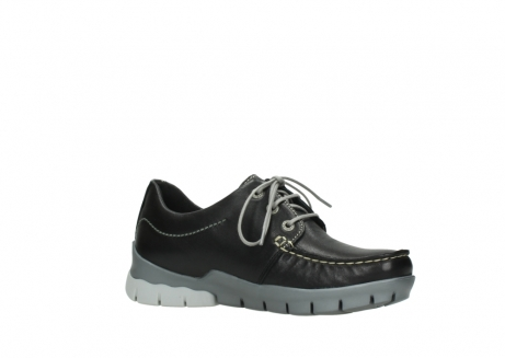 wolky lace up shoes 01750 natalia 70070 black leather_15