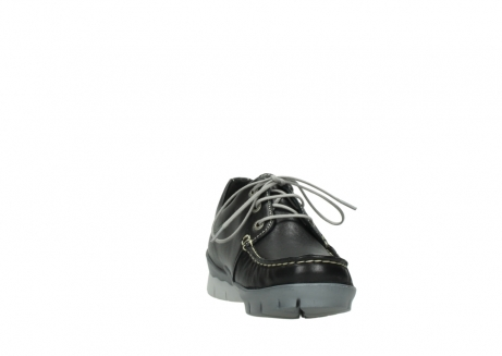 wolky lace up shoes 01750 natalia 70070 black leather_18