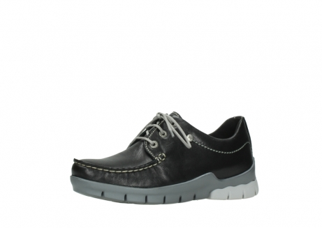 wolky lace up shoes 01750 natalia 70070 black leather_23