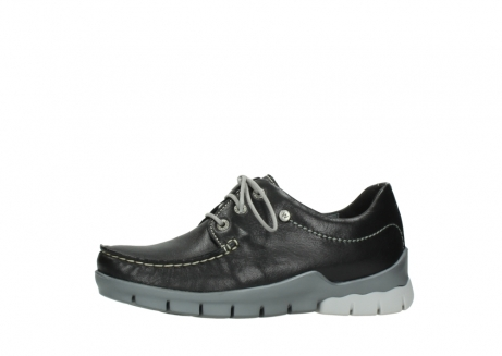 wolky lace up shoes 01750 natalia 70070 black leather_24