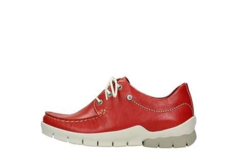 wolky lace up shoes 01750 natalia 70570 red leather_1