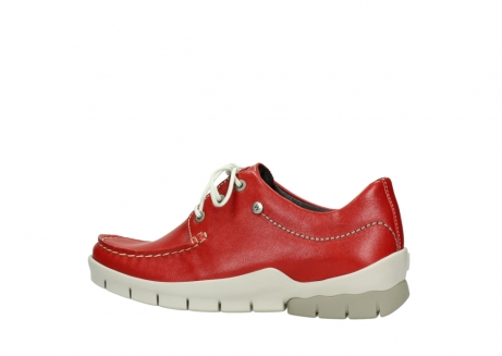 wolky lace up shoes 01750 natalia 70570 red leather_2