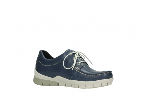 wolky lace up shoes 01750 natalia 70870 blue leather_15