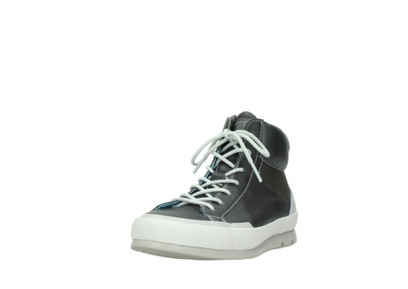 wolky lace up boots 01925 bromo 30210 anthracite leather_21