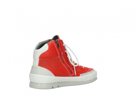 wolky boots 01925 bromo 30500 rood leer_10