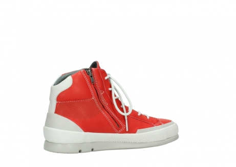 wolky boots 01925 bromo 30500 rood leer_11
