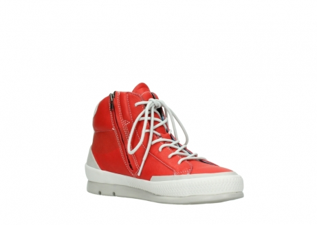 wolky boots 01925 bromo 30500 rood leer_16