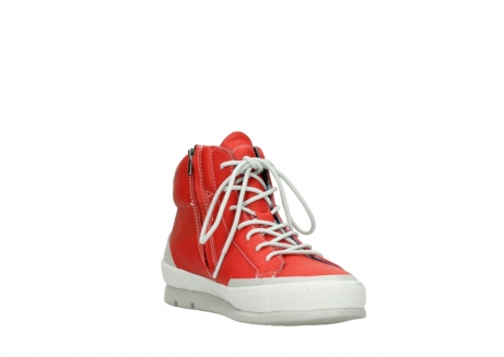 wolky boots 01925 bromo 30500 rood leer_17