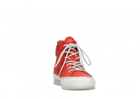 wolky boots 01925 bromo 30500 rood leer_18