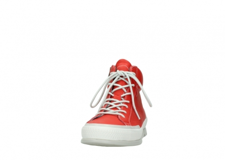 wolky boots 01925 bromo 30500 rood leer_20