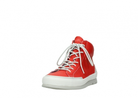 wolky boots 01925 bromo 30500 rood leer_21