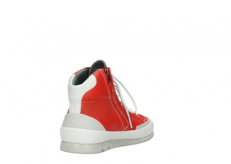 wolky boots 01925 bromo 30500 rood leer_9