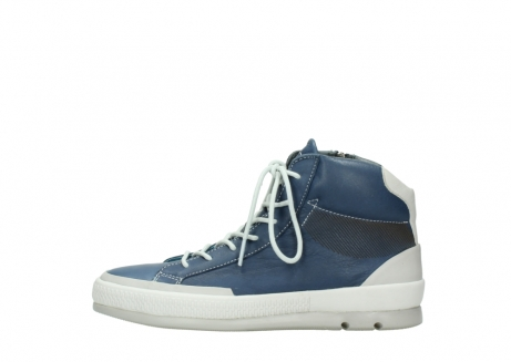 wolky bottines a lacets 01925 bromo 30840 cuir denimbleu_1