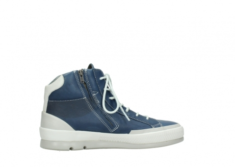 wolky bottines a lacets 01925 bromo 30840 cuir denimbleu_12
