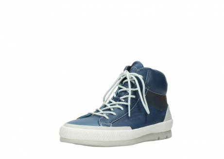 wolky bottines a lacets 01925 bromo 30840 cuir denimbleu_22