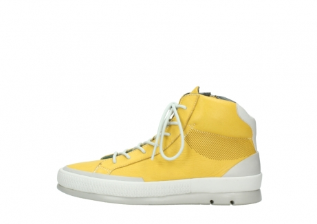 wolky lace up boots 01925 bromo 30900 yellow leather_1