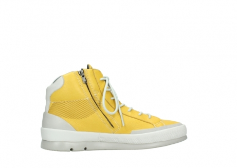 wolky lace up boots 01925 bromo 30900 yellow leather_12