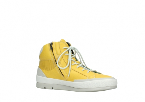 wolky lace up boots 01925 bromo 30900 yellow leather_15